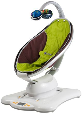 Review of the Mamaroo Bouncer