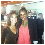 Mommy Posh and Actress Susan Lucci