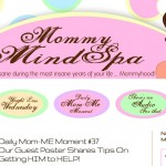 Mommy Mind Spa, September 2011