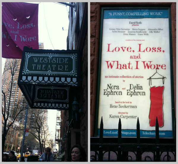 """""""Love Loss and What I Wore"""" {Review}"""