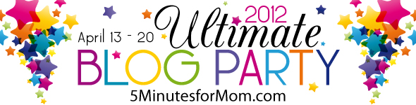 #UBP12 – Welcome to the Ultimate Blog Party Fun!