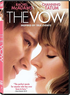 """The Vow"": The Perfect Date Night-In Movie"