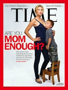 Time Magazine Cover Mom Speaks Out!