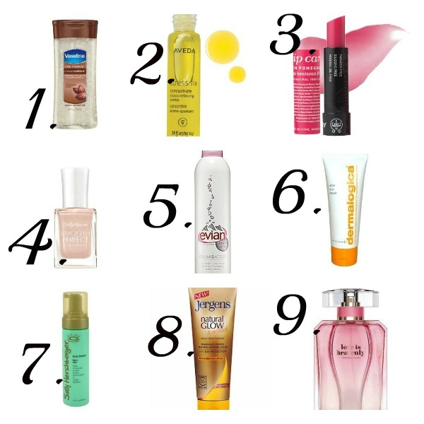 Summer 2012 Beauty Must Haves