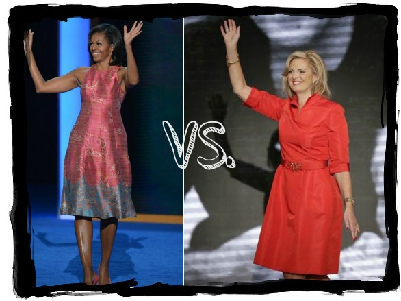 michelle obama and ann romney speeches essay Michelle lavaughn robinson obama is an american lawyer and writer who served as the first lady of the united states from 2009 to 2017  michelle obama dnc speech 2012  michelle obama vs ann.