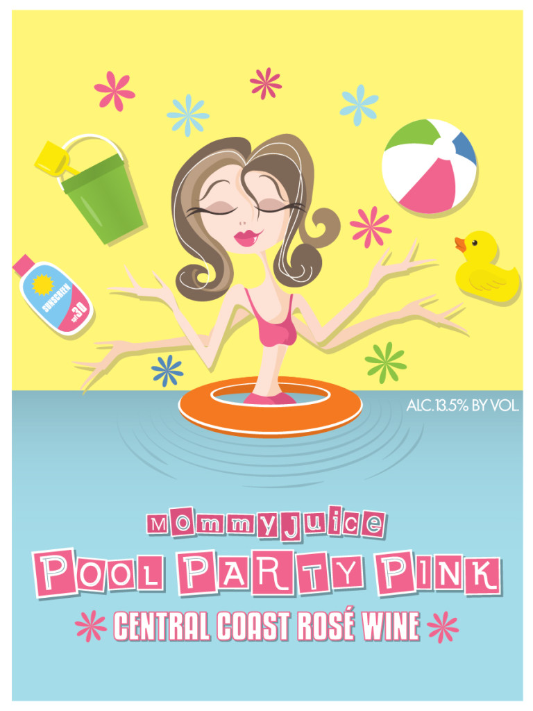 PoolParyPink_Front_Label