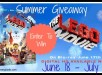 lego movie dvd giveaway