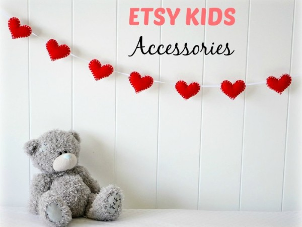 Etsy guide to kids accessories