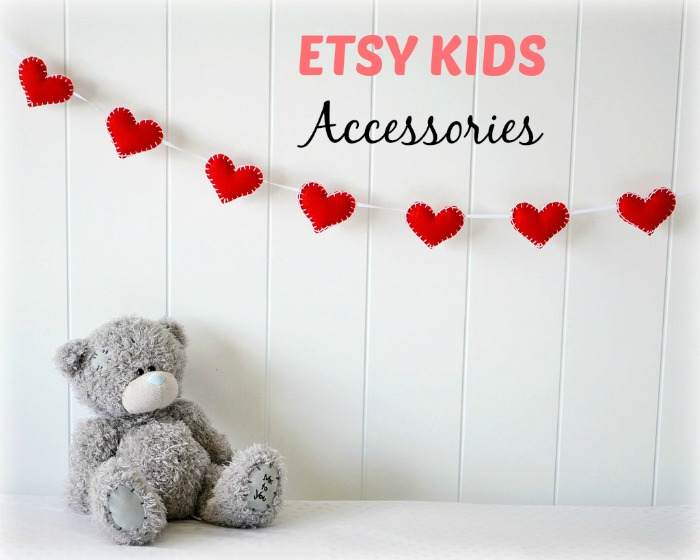 Etsy go to guide on kids accessories