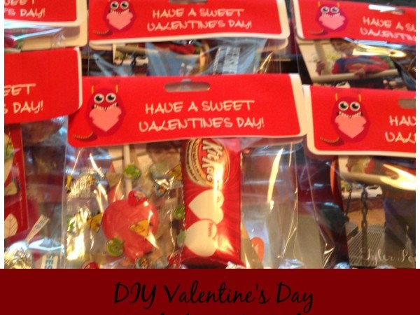 valentines day diy goodie bags