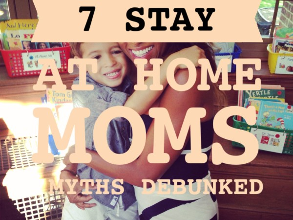 moms stay at home
