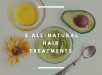 diy hair treatments