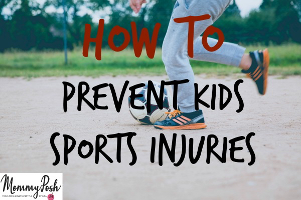 5 Tips To Prevent Your Kids In A Sports Related Injury