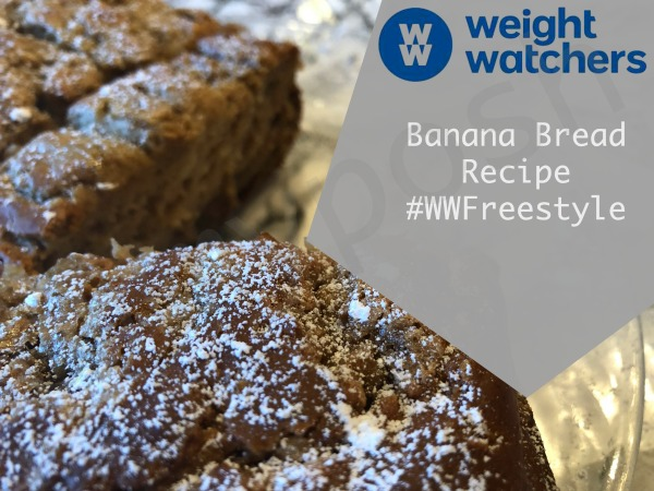 Banana Bread Recipe Inspired By Weight Watchers